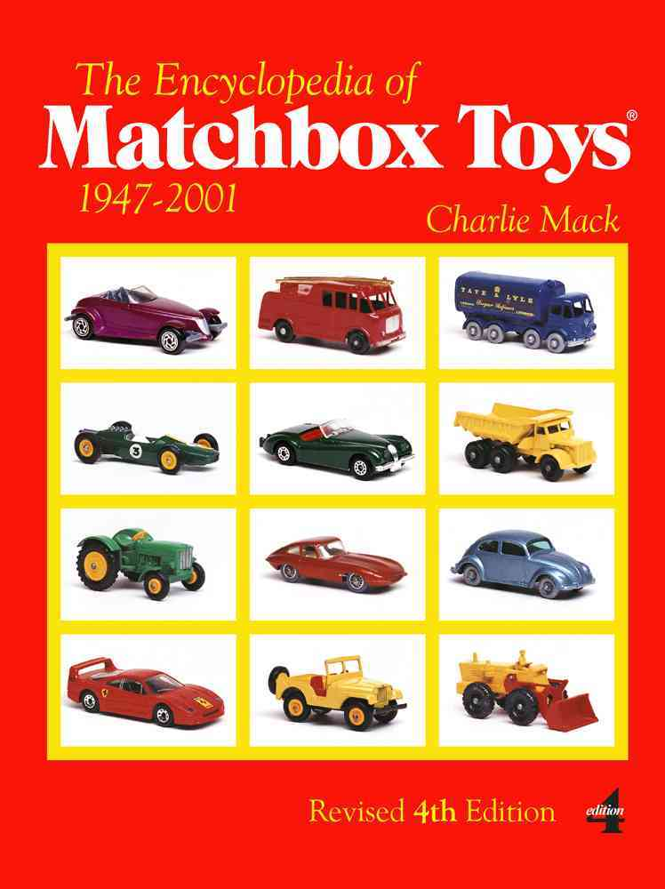 The Encyclopedia of Matchbox Toys By MacK, Charlie