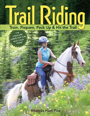 Trail Riding By Poe, Rhonda Hart/ Sears, Elayne (ILT)